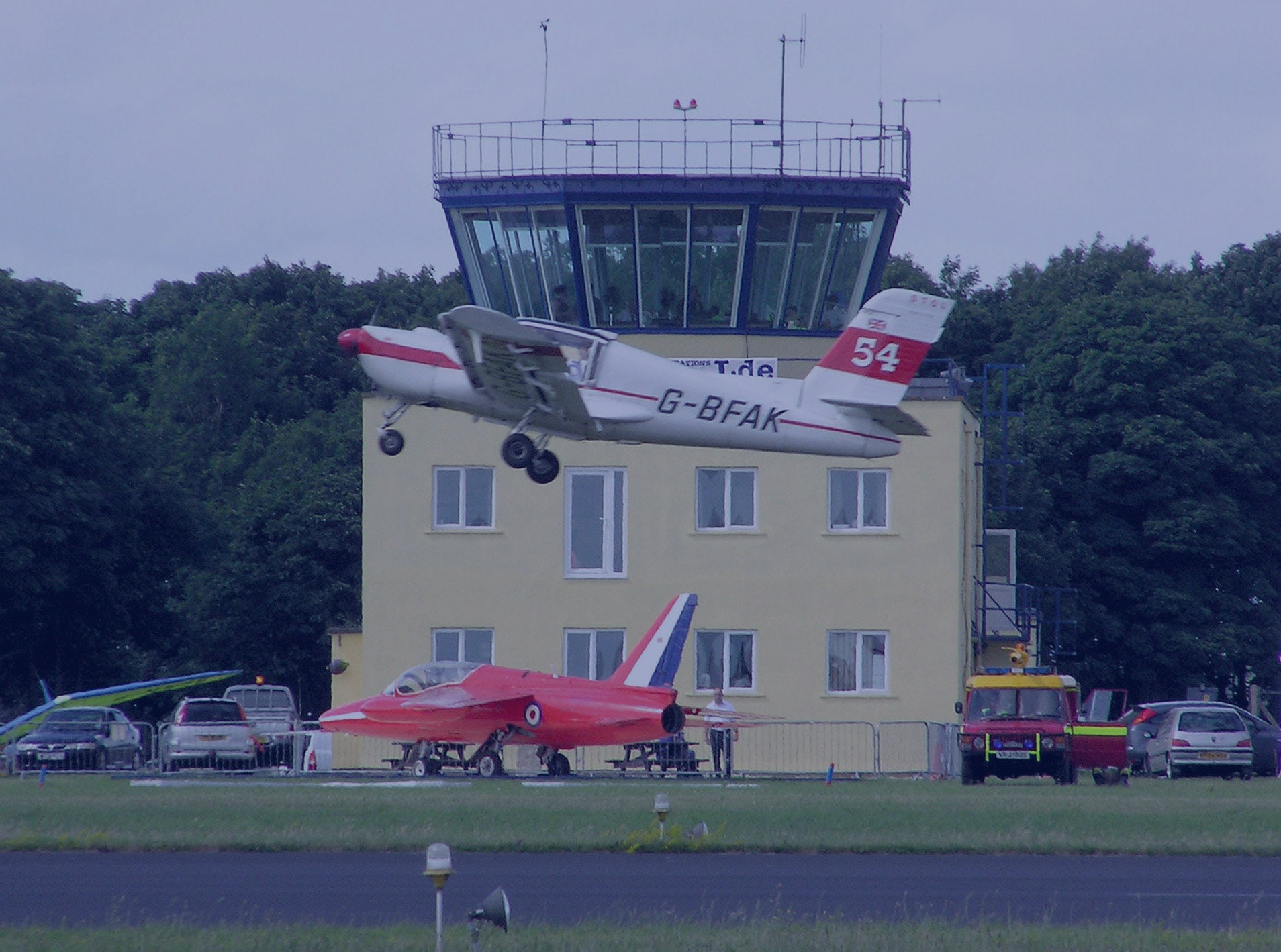 FRTOL Licence Control Tower